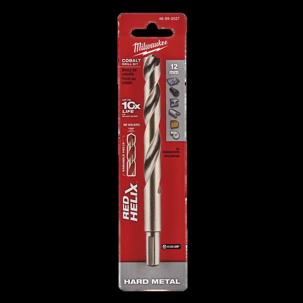 Red Helix™ Cobalt Drill Bit 12mm