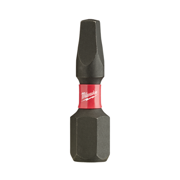 SHOCKWAVE™ Insert Bit Square Recess #2 5Pk
