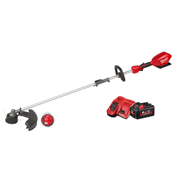 M18 FUEL™ Outdoor Power Head w/ Line Trimmer Attachment 6.0Ah Kit