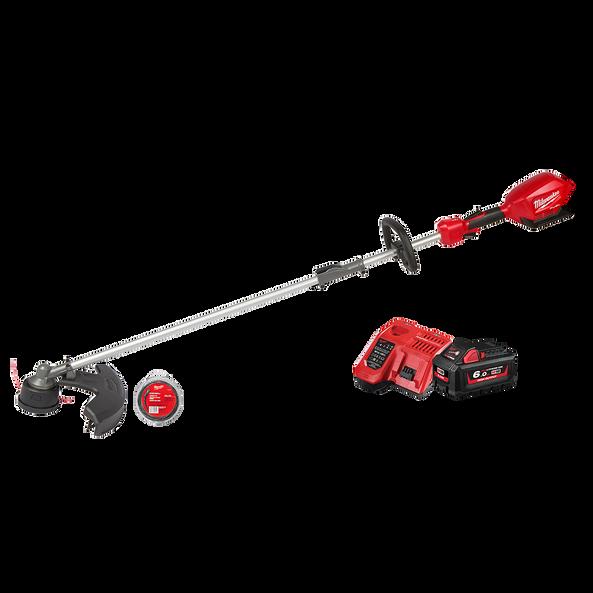 M18 FUEL™ Outdoor Power Head w/ Line Trimmer Attachment 6.0Ah Kit