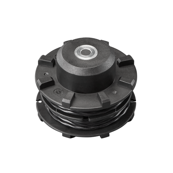 Loaded Trimmer Head Spool