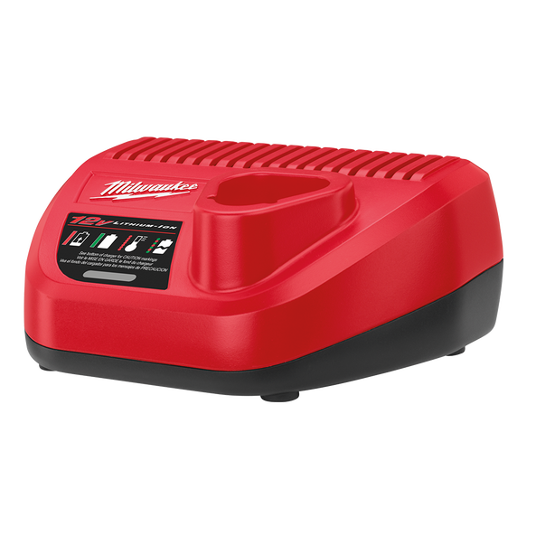 M12™ Lithium-ion Battery Charger