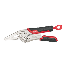 """152mm (6"""") Torque Lock™ Long Nose Locking Pliers with Durable Grip"""