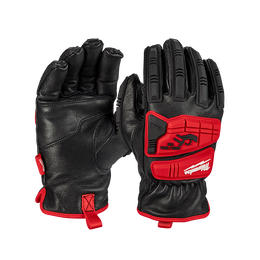 Impact Cut Level 5 Leather Gloves