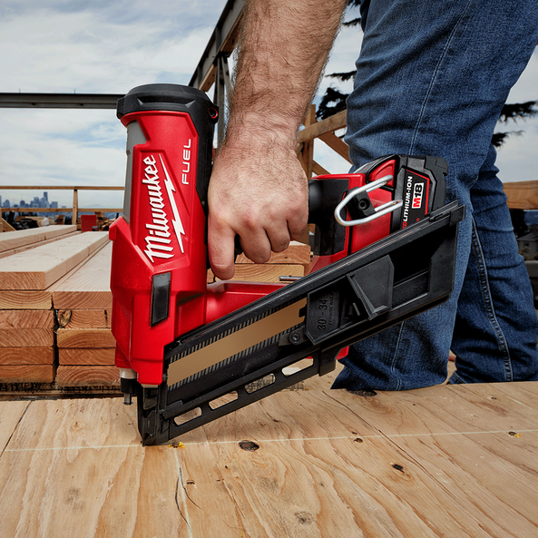 M18 FUEL™ 30° - 34°  Framing Nailer Kit, , hi-res