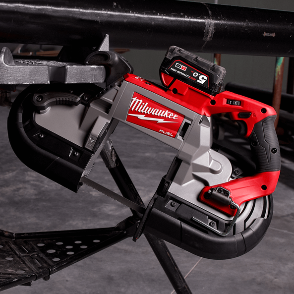M18 FUEL™ Deep Cut Dual-Trigger Band Saw (Tool Only), , hi-res