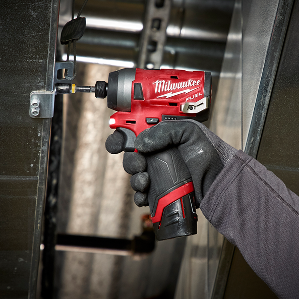 "M12 FUEL™ 1/4"" Hex Impact Driver (Tool Only)"