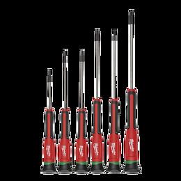 6 PC TORX™ Precision Screwdriver Set w/ Case