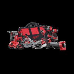 M18 FUEL™ 7 PIECE POWER PACK 7C2