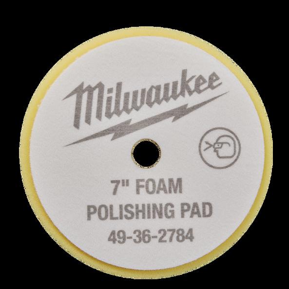 M18™ Yellow Polishing Pad 180mm
