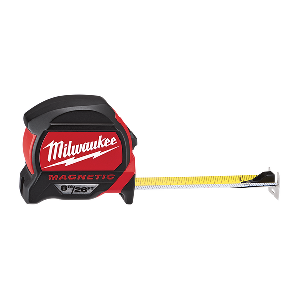 8m/26ft Magnetic Tape measure