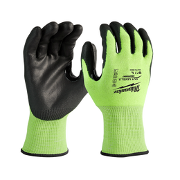 High-Visibility Cut Level 3 Glove