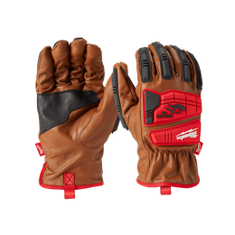 Impact Cut Level 3 Leather Gloves