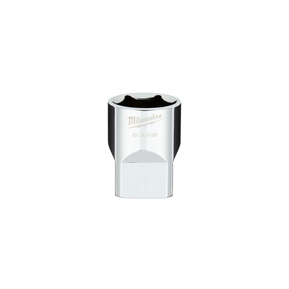 "1/2"" Drive 7/8"" SAE 6-Point Socket, , hi-res"