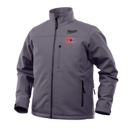 M12™ Heated Jacket Grey
