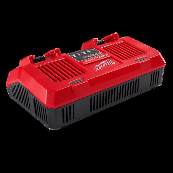 M18™ Dual Bay Simultaneous Rapid Charger, , hi-res