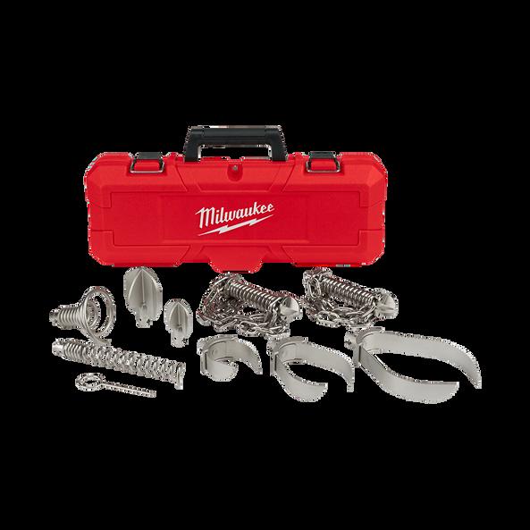 MX FUEL™ Head Attachment Kit for MX FUEL™ Sewer Drum Machine, , hi-res