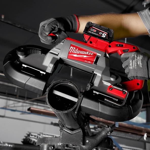 M18 FUEL™ Deep Cut Dual-Trigger Band Saw (Tool Only), , hi-res