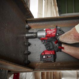 """M18 FUEL™ ONE-KEY™ High Torque Impact Wrench 1/2"""" w/ Pin Detent (Tool Only)"""