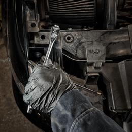 "1/4"" Drive, Fixed Head Ratchet 229mm (9"")"