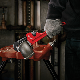 "254mm (10"") Steel Pipe Wrench"