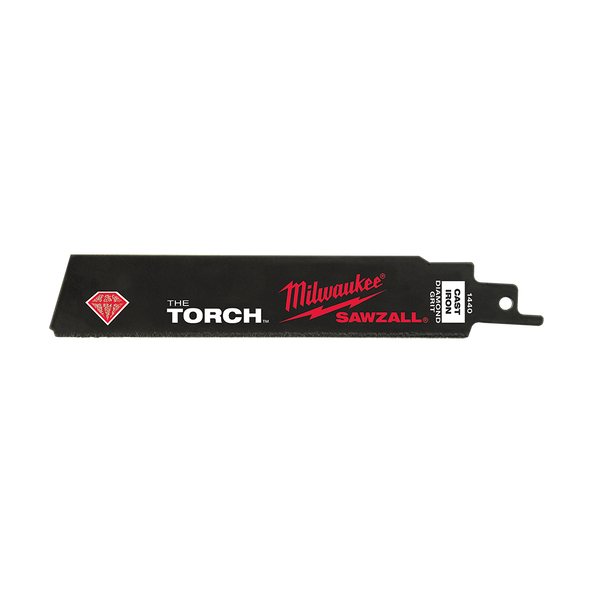 150mm Diamond Grit THE TORCH™ SAWZALL™  Blade