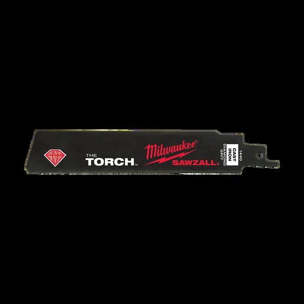 150mm Diamond Grit THE TORCH™ SAWZALL™  Blade
