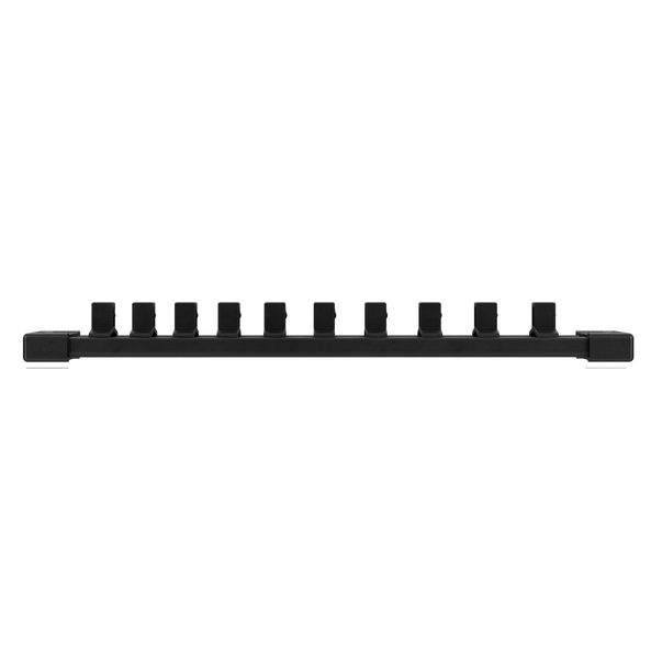 "3/8"" Drive, 10 piece Standard Metric Socket Set with Storage Rail, , hi-res"