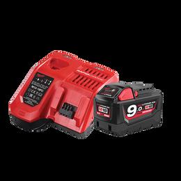 M18™ REDLITHIUM™-ION HIGH DEMAND™ 9.0Ah Starter Pack
