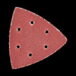 STARLOCK™ 89mm 120 Grit Sanding Sheet 6Pk