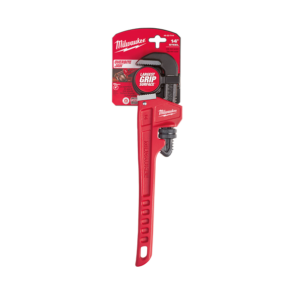 """355mm (14"""") Steel Pipe Wrench"""