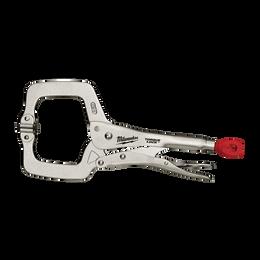 """280mm (11"""") TORQUE LOCK™ Locking C-Clamp Swivel Jaws"""