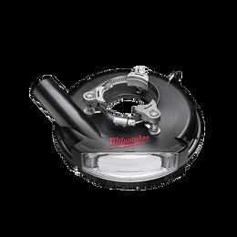 "178mm (7"") Universal Surface Grinding Dust Shroud"