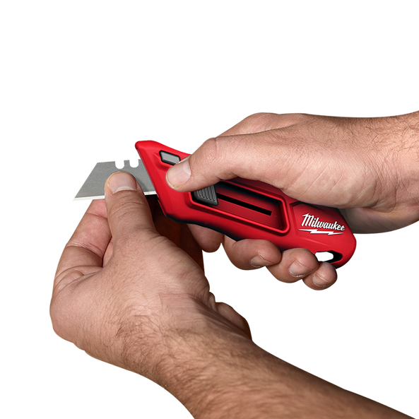 Compact Side Slide Knife, , hi-res
