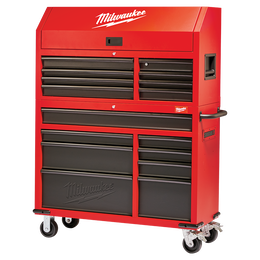 """46"""" Rolling Steel Storage Chest and Cabinet"""