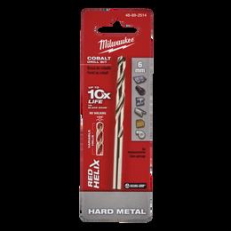 Red Helix™ Cobalt Drill Bit 6mm