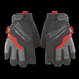 Performance Fingerless Work Gloves