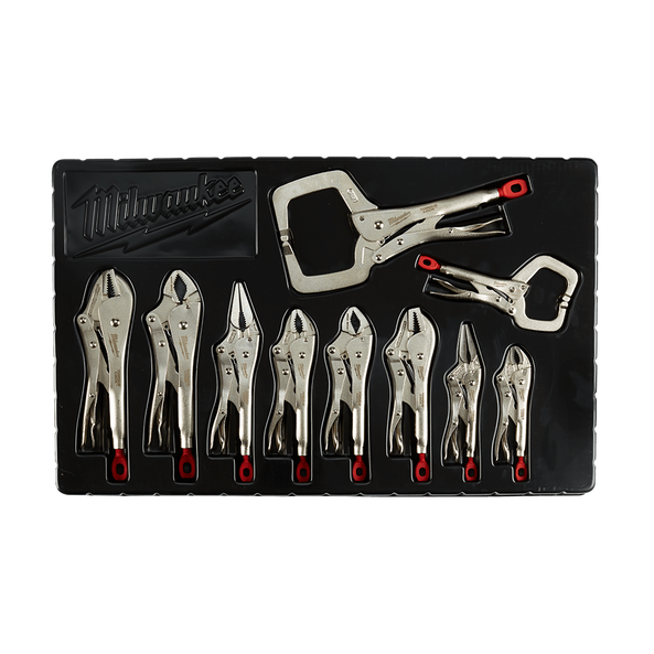 TORQUE LOCK™ 10Pc Pliers Kit