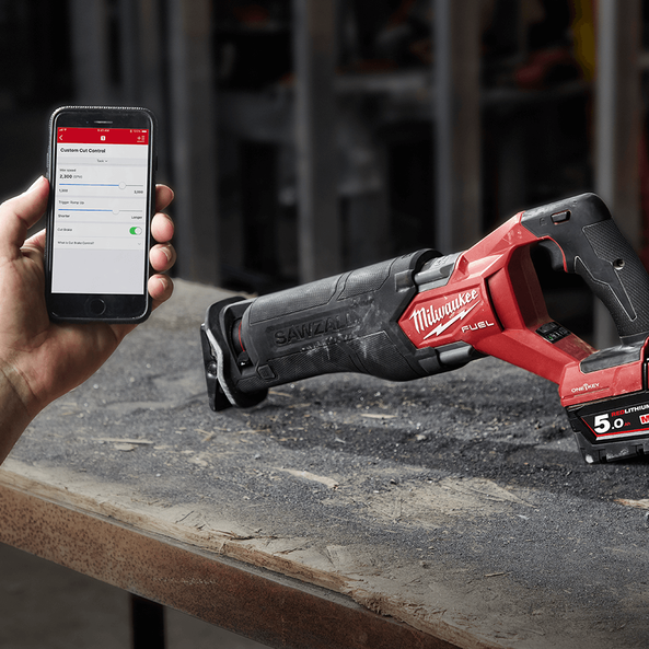 M18 FUEL™ ONE-KEY™ SAWZALL™ Reciprocating Saw (Tool Only), , hi-res