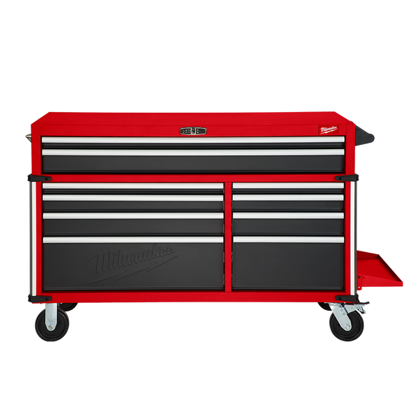 "56"" Steel Storage High Capacity Cabinet"