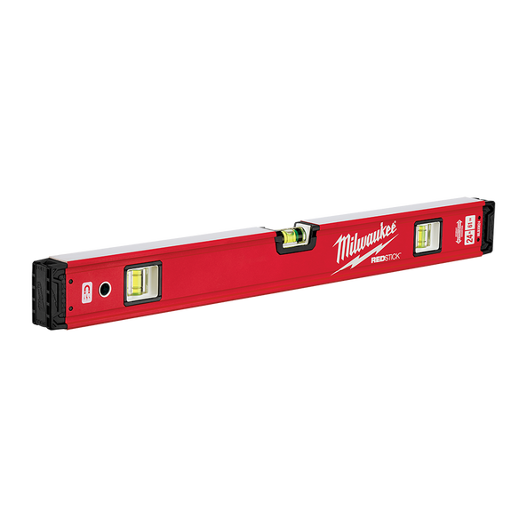 "600mm (24"") REDSTICK™ Magnetic Box Level"