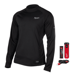 REDLITHIUM™ USB Heated Base Layer Black
