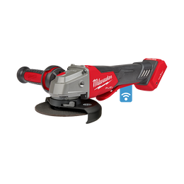 """M18 FUEL™ ONE-KEY™ 125 mm (5"""") Braking Angle Grinder with Deadman Paddle Switch (Tool Only)"""