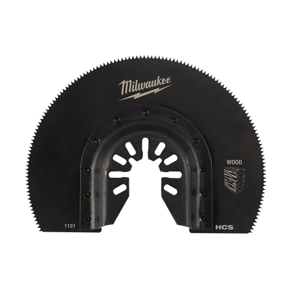 "89mm (3 1/2"") OPEN-LOK™ High Carbon Steel Wood Blade, , hi-res"