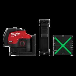 M12™ Cross Line + 2 Plumb Laser (Tool Only)