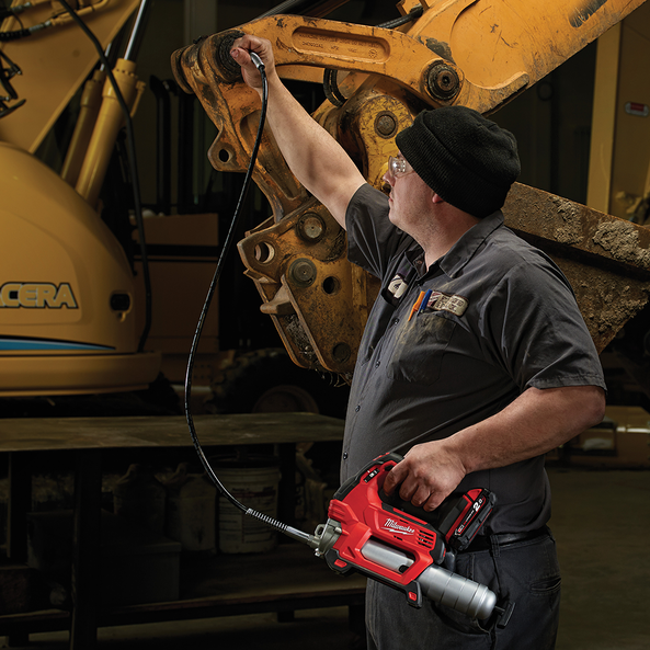 M18™ Cordless 2-Speed Grease Gun (Tool only)