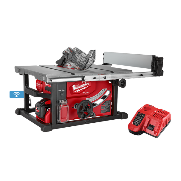 M18 FUEL® 210mm Table Saw w/ ONE-KEY™ Kit