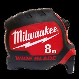 8M Wide Blade Tape Measure