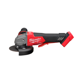 "M18 FUEL™ 125 mm (5"") Braking Angle Grinder with Deadman Paddle Switch (Tool Only)"