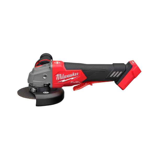 """M18 FUEL™ 125 mm (5"""") Braking Angle Grinder with Deadman Paddle Switch (Tool Only), , hi-res"""